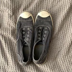 Converse Jack Purcell Slip Ons